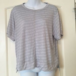 Adidas by Stella McCartney Active Top Size Small